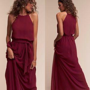 NWT BHLDN Donna Morgan Alana Dress
